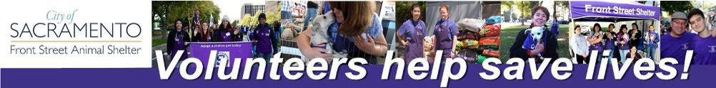 Front Street Animal Shelter's Home Page