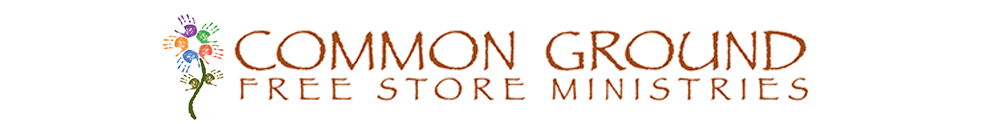 Common Ground Free Store's Home Page