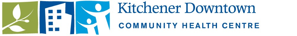 Kitchener Downtown Community Health Centre's Banner