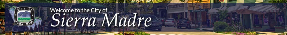 City of Sierra Madre's Home Page