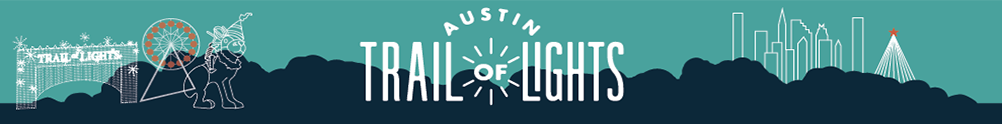 The Trail of Lights Foundation's Banner
