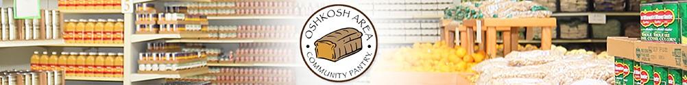 Oshkosh Area Community Pantry's Banner