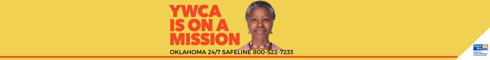 YWCA OKC Domestic Violence Services's Banner