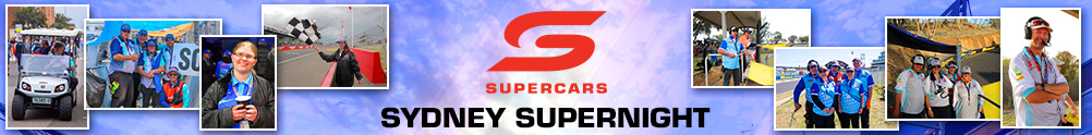 Sydney SuperNight's Banner