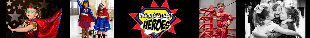 Wichita's Littlest Heroes's Home Page