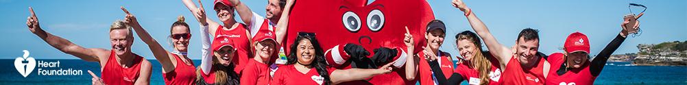 Heart Foundation of Australia's Banner