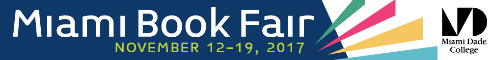 Miami Book Fair 's Banner