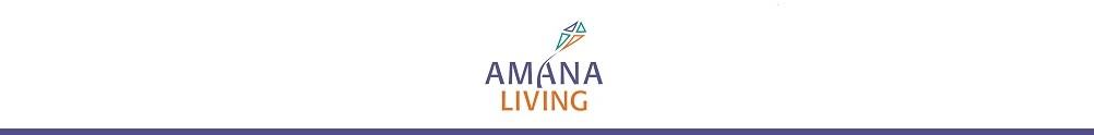 Amana Living Inc's Banner