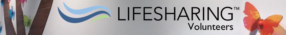 Lifesharing's Banner