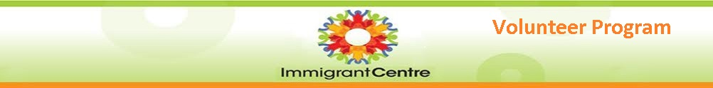 Immigrant Centre's Home Page