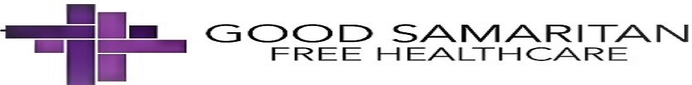 Good Samaritan Free Health Care's Banner