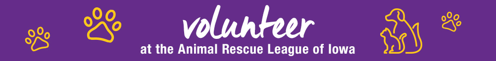 Animal Rescue League of Iowa's Home Page