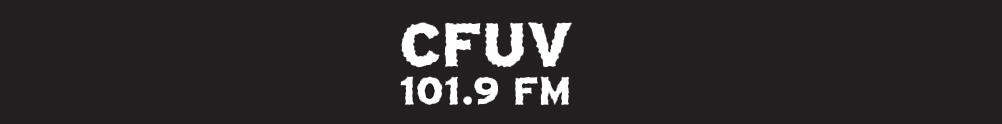 CFUV 101.9 FM's Home Page
