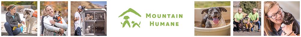 Mountain Humane's Banner