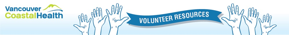 Vancouver Coastal Health, Volunteer Resources's Home Page