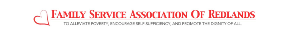 Family Service Association of Redlands's Home Page