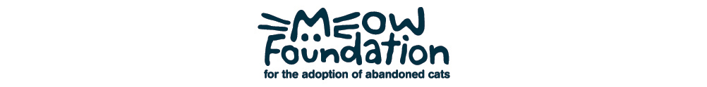 MEOW Foundation's Home Page