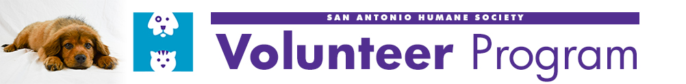 The San Antonio Humane Society's Home Page