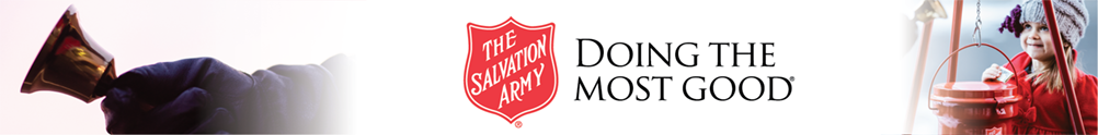 The Salvation Army - La Crosse's Banner