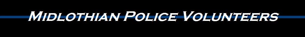 Midlothian Police Department's Banner