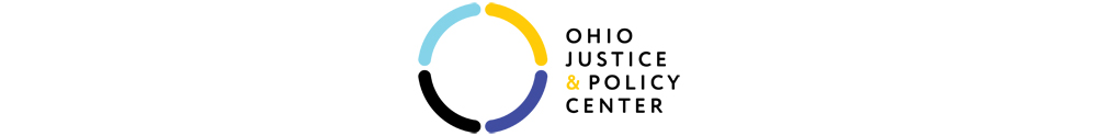 Ohio Justice & Policy Center's Banner