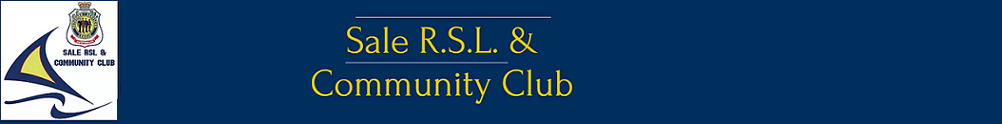 Sale RSL - 10A's Home Page