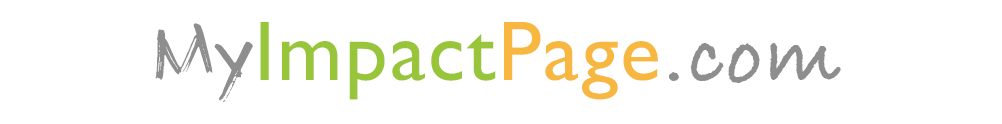 MyImpactPage's Banner